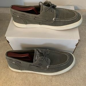 Sperry Top-Sider Men's Wahoo 2-eye Fashion sz- 9.5